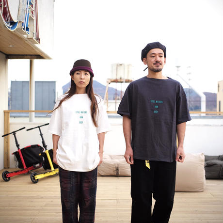 Purveyors x HALFTRACK  PRODUCTS x MINILIFE,  SWRD Tシャツ