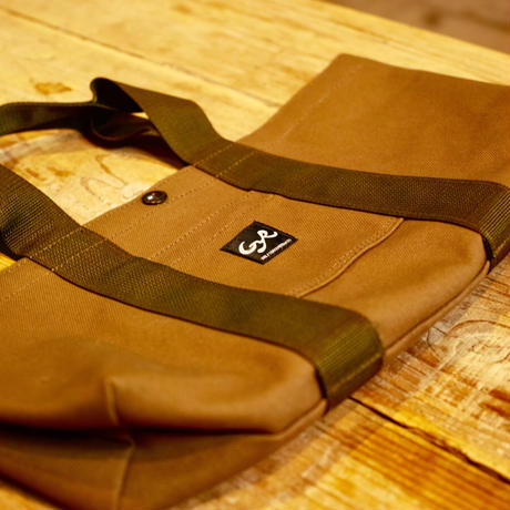 GYR  BY  HALFTRACK PRODUCTS Peg Tote