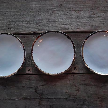 中囿義光, 丸皿、ゴールド