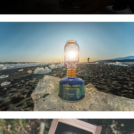 MINIMAL WORKS , Edison Lantern