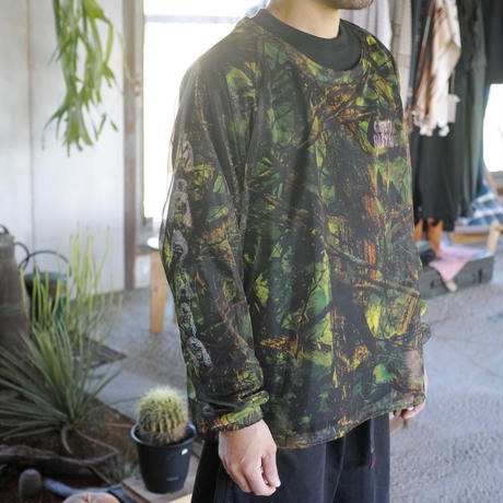 South2 West8, Bush Shirt - Mesh Print