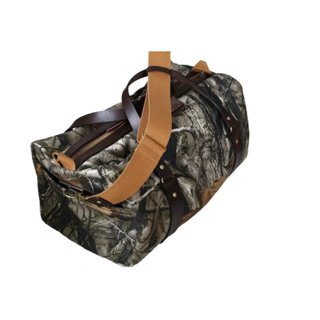 TAKE&SONS Hunter Camo Field Duffle