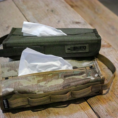 BALLISTICS INDUSTRIES, Tissue Case