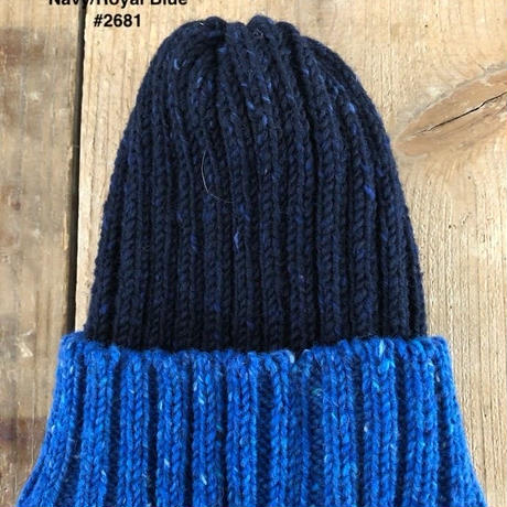 PENNINE HIKING GEAR, Holmfirth Hat Special Edition Two-Tone (Kilcarra Wool)