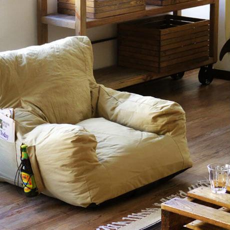 OUTPUT LIFE, Compression Garden Sofa