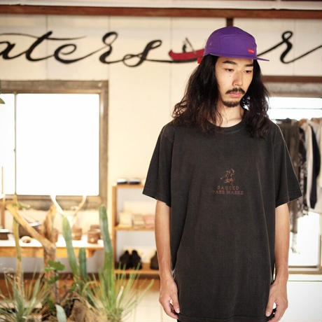 STOF × RAGGED PARR MARKS T-shirt