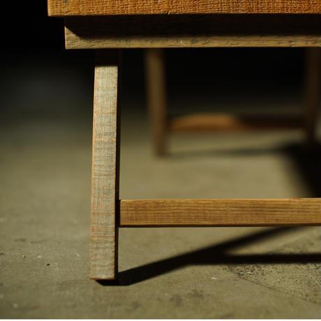 woodlifeservice, フォールディングテーブルS ヘリンボーン