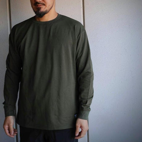 HALF TRACK PRODUCTS,LONG pocket T