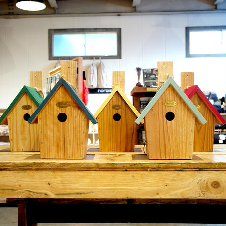 HACHIGAHANA & THINGS Bird House