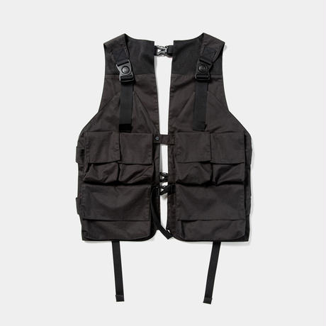 meanswhile,High Density Gabardine Split Vest