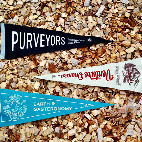 Oxford Pennant   × Purveyors オリジナル