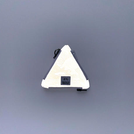 EYL,triangle coin purse,Reflective Pack