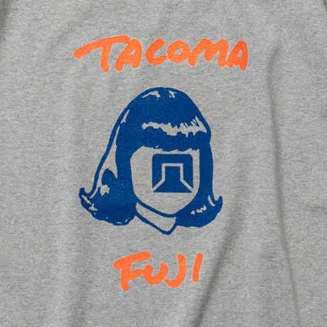 TACOMA FUJI RECORDS, HW LOGO TEE