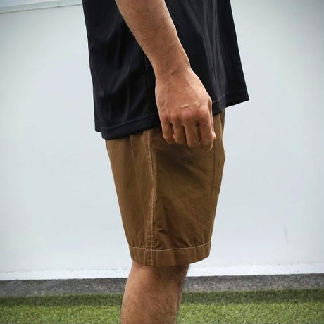 EVCON× IFNi COFFEE DYE SHORTS