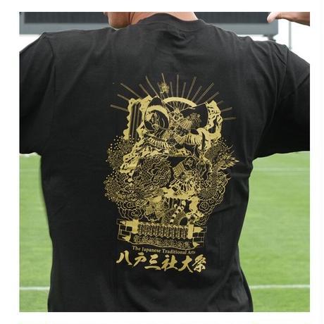 八戸三社大祭300年EDITIONデザインTシャツ