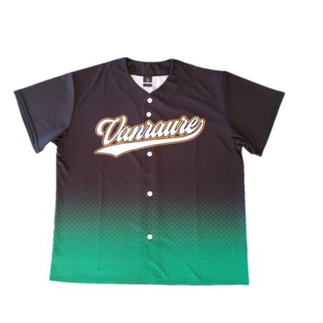 八戸三社大祭デザイン ベースボールシャツ