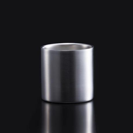 78mm ダブルステンレスタンブラーグラス プレミアム1個入