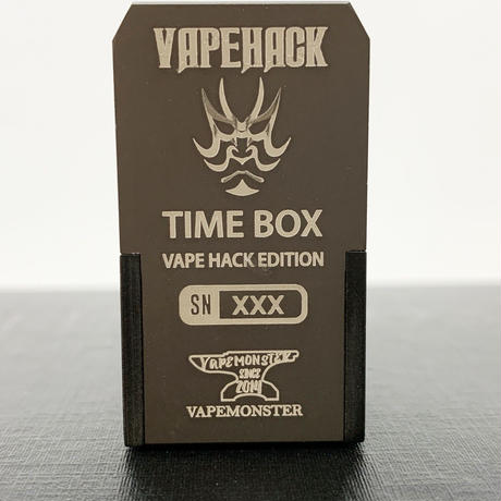 VAPE MONSTER TIMEBOX VAPEHACK Edition
