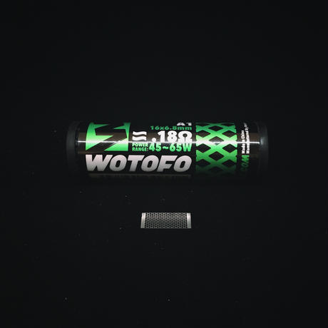 Mesh Style Coils for Wotofo Profile by Wotofo