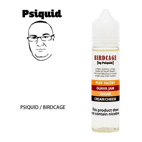 PSIQUID / BIRDCAGE  60ml
