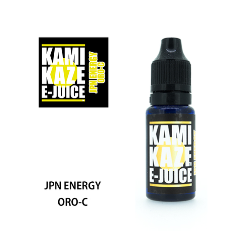KAMIKAZE E-JUICE / JPN ENERGY ORO-C 15ml