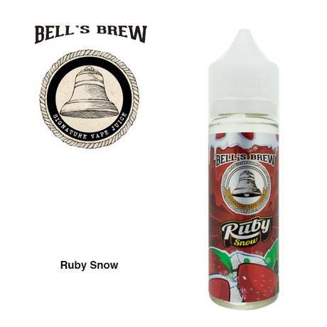 BELL'S BREW / Ruby Snow 50ml
