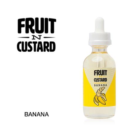 VAPETASIA / Fruit n Custard Banana 60ml