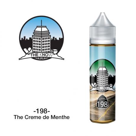 FONTE VAPE CO / THE KNOW - 198 The Creme de Menthe 60ml