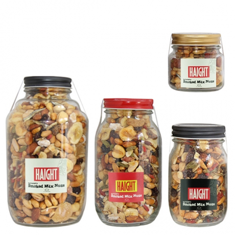 SMOKED MIX NUTS by MUNCHIE FOODS × HAIGHT  145g
