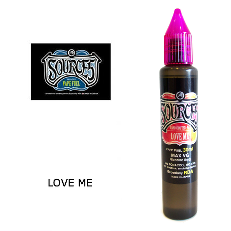 SOURCE5 / No.024 LOVE ME  30ml
