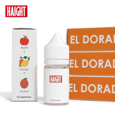 HAIGHT E-LIQUID / El Dorado 30ml