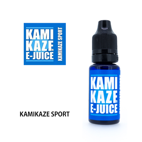 KAMIKAZE E-JUICE / SPORT 15ml