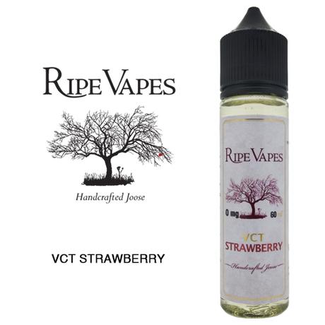 RIPE VAPES / VCT Strawberry 60ml