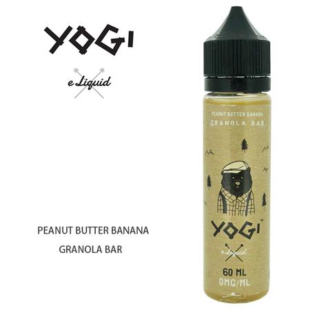 YOGI / Peanut Butter Banana Granola Bar 60ml