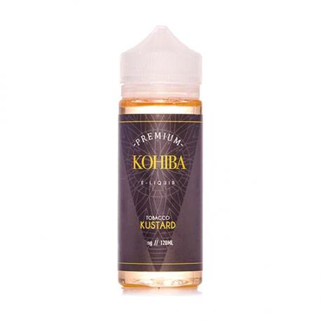 KOHIBA / Tobacco Kustard 120ml