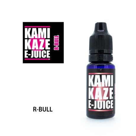 KAMIKAZE E-JUICE / R-Bull  15ml