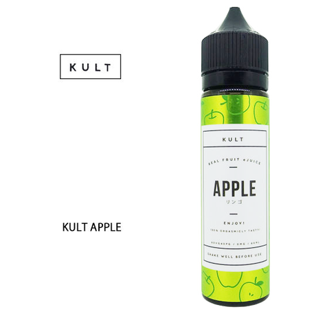 KULT / APPLE  60ml