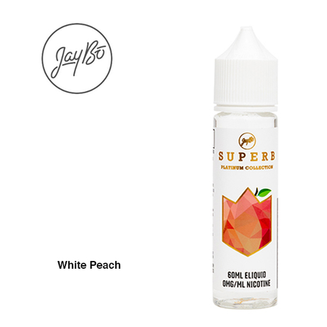 SUPERB LIQUIDS / White Peach 60ml