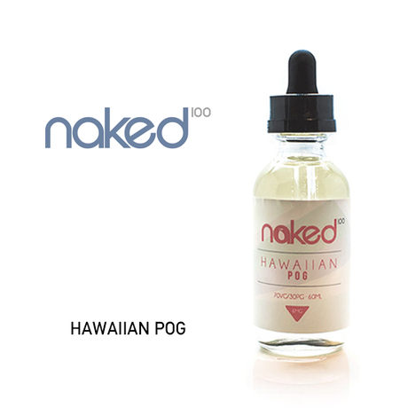 NAKED / Hawaiian POG 60ml