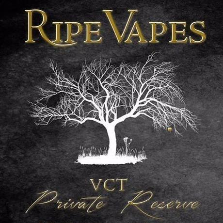 【タバコ】RIPE VAPES VCT Private Reserve 60ml ブラックラベル