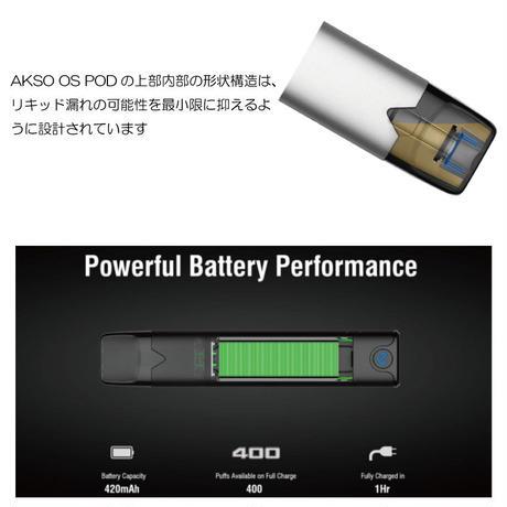 HCIGAR AKSO OS POD System Kit 420 mAh