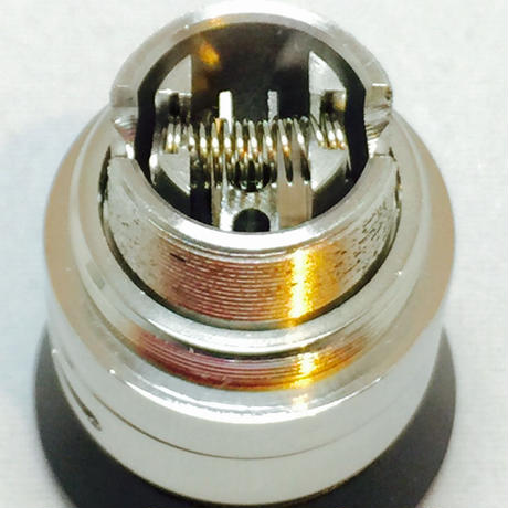 The Golden Greek  Tilemahos X1 Clear Tank (Springomizer)