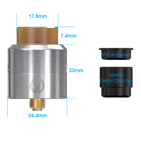 VANDY PULSE RDA 24mm BF対応(A19)