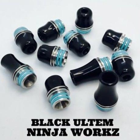 ニンジャワークス ブラックウルテム NINJA WORKZ BLACK ULTEM  510 Drip Tip