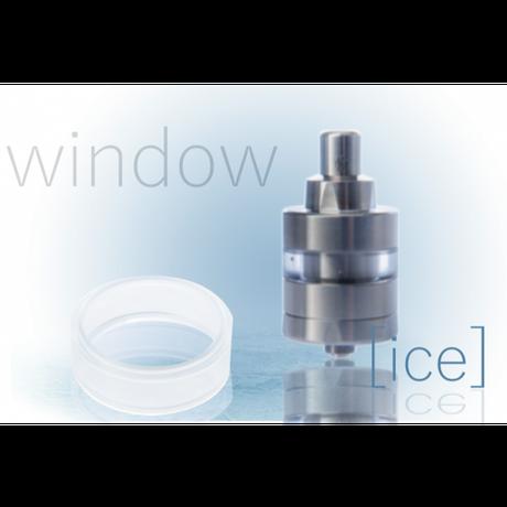 Kayfun [lite] ・Kayfun Lite [plus] 2021 window クリアタンク ウィンドウ 22mm
