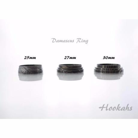 Damascus Custom Ring