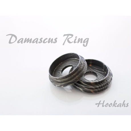 Damascus Custom Ring