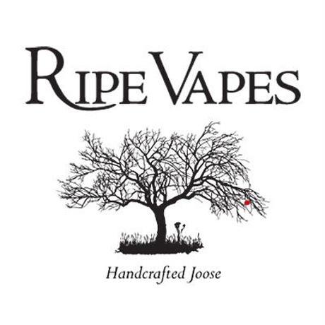 【タバコ】  【スイーツ】RIPE VAPES 60ml 全5種