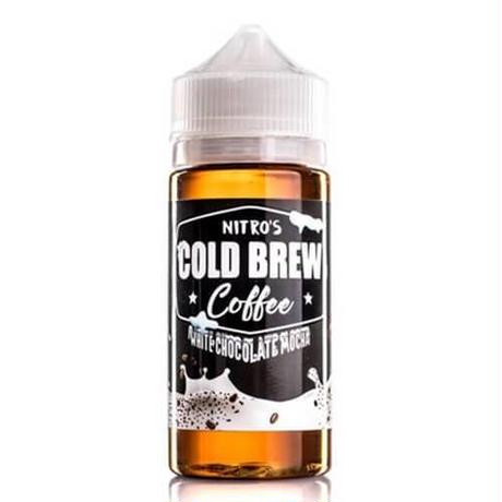 【コーヒー系】Nitro's Cold Brew White Chocolate Mocha 100ml