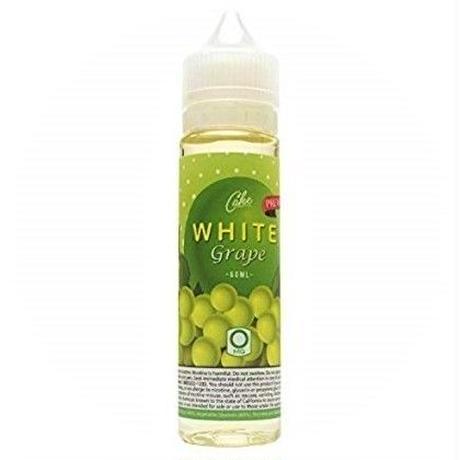 マスカットメンソールリキッド 60ml  CAKE VAPORS White Grape